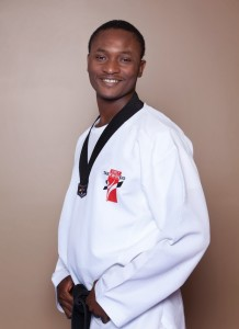 Master Aaron Lolly First Taekwondo in Chandler, AZ