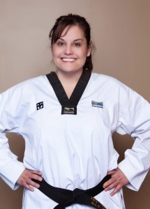 Master Dr Mara Baier First Taekwondo in Chandler, AZ